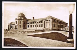 TROON -AYRSHIRE -  Marr College - Scans Recto Verso-  Paypal Free - Ayrshire