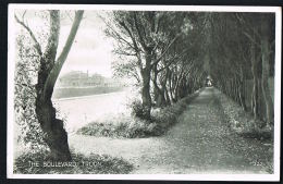 TROON -AYRSHIRE -  The Boulevard  - Scans Recto Verso-  Paypal Free - Ayrshire