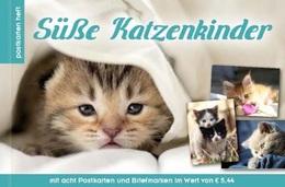 Austria 2017 - Süße Katzenkinder (Postkarten Heft) - 1945-.... 2ª República