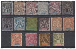 GUADELOUPE - Neufs Sg - Unused Stamps