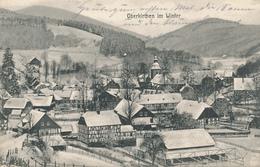 OBERKIRCHEN - 1909 , Im Winter - Deutschland