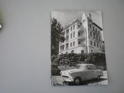Opatija Hotel Ermitage Old Car Opel - Kroatien