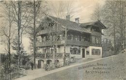 RARE BERCHTESGADEN RESTAURATION PENSION BUCHENHEIM - Berchtesgaden