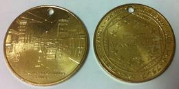 13 MARSEILLE LA CANNEBIÈRE TROUÉ MÉDAILLE MONNAIE DE PARIS 2009 JETON MEDALS TOKEN COINS - Monnaie De Paris