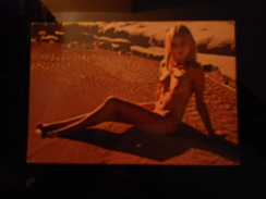 Sexy Female Carte Postale - Pin-Ups