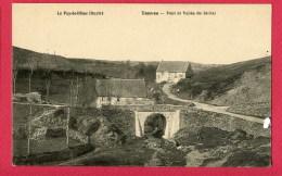 CPA (Réf : S 827) Le Puy-de-Dôme Illustré - TAUVES (63 PUY DE DÔME) Pont Et Vallée De St-Gal - France