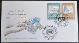 UNO WIEN 1997 MI-NR. 236/37 FDC - FDC