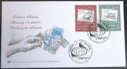 UNO GENF 1997 MI-NR. 319/20 FDC - FDC