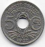 5 Cmes  Lindauer  1922 Poissy - France