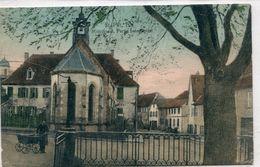 68 - Sankt Pilt / Saint Hippolyte : Mittelgasse - Francia