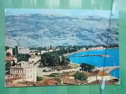 Kov 6-3 - OHRID, MACEDONIA, PORT - Macédoine