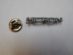 Beau Pin's , Informatique , Micron , Lexar - Computers