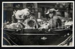 Postcard ROYALTY / Belgium / Belgique / Gravin Van Vlaanderen / Comtesse De Flandre / Antwerpen / 1909 - Antwerpen
