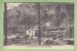 Vallée De SENONES : La Loge Des Chasseurs Et La Maison Forestière. Les Chavons. 2 Scans. Edition Cuny - Senones
