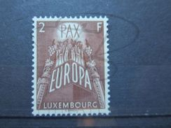 VEND BEAU TIMBRE DU LUXEMBOURG N° 531 , XX !!! - Luxembourg