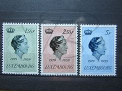 VEND BEAUX TIMBRES DU LUXEMBOURG N° 559 - 561 , X !!! - Luxembourg