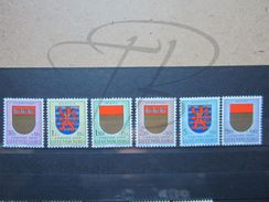 VEND BEAUX TIMBRES DU LUXEMBOURG N° 570 - 575 , XX!!! - Luxembourg