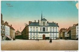 Belgium West Flanders Ypres L'Hospital 1915 Feldpost - Sonstige