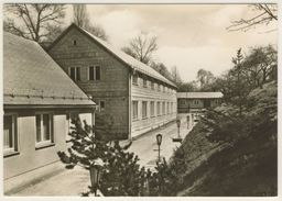 AK  Thierbach Zinnberg Schulungsheim Der Handwerkskammer 197x  Normalformat  Ansichtskarte - Non Classés
