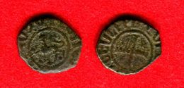ARMENIE - ARMENIA - ARMÄNIEN -  LEVON II ? 1270-1289 - KARDEZ DE BRONZE - Arménie