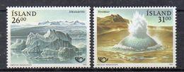 ISLANDE  Timbres Neufs ** De 1991  ( Ref 693 B )  Volcan - 1944-... Republik