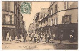 75 - PARIS 15 - Rue Fondary (prise De La Rue De La Croix-Nivert) - ELD 867 - Paris (15)