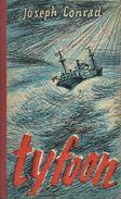TYFOON - JOSEPH CONRAD - DONKER POCKETS N° 25 ( 1958 ) - Aventures
