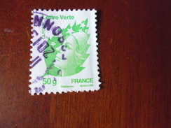 OBLITERATION CHOISIE  SUR TIMBRE   YVERT N° 4594 - Used Stamps