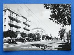 Cartolina Miramare Di Rimini - Viale Principe Di Piemonte - 1964 - Rimini