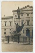 C.P. PICCOLA    UDINE  MONUMENTO A  GARIBALDI   E    FELDSPITAL  55      (NUOVA) - Cartoline