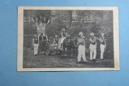 Morlanwelz Corso Fleuri 5 Juin 1904 - Morlanwelz