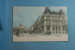 Bruxelles Porte De Schaerbeek - Avenues, Boulevards