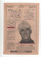 Le Géant De La Neige    Tony Sailer  1959 - Sports D'hiver
