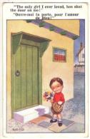 (Illustrateurs) 573, Donald Mc Gill, Inter-Art Comique Série 7137, Enfant - Mc Gill, Donald