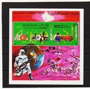 KAR122 LIBYEN 1979 Michl BLOCK  41 ** Postfrisch  SIEHE ABBILDUNG - Libyen