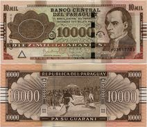 PARAGUAY       10,000 Guaraníes       P-224[f]       2015       UNC  [ 10000 ] - Paraguay
