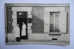 CPA PHOTO SANTE MEDECINE. Institut D Art Dentaire. - Health