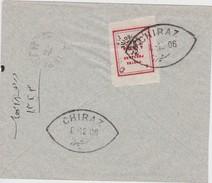 PERSE 1906 LETTRE DE CHIRAZ - Iran