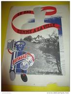 Publicité /Prospectus à Deux Volets  / BUTAGAZ/Le Gaz Comme à La Ville / Vers 1950     GEF47bis - Electricity & Gas
