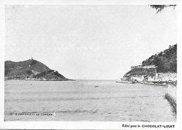 CPA  SAN SEBASTIEN (Espagne).  La Concha, édité Pour Le Chocolat-LOUIT.  G938 - Guipúzcoa (San Sebastián)