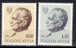 Yugoslavia,80th Birthday-J.B.Tito 1972.,MNH - 1945-1992 Socialist Federal Republic Of Yugoslavia