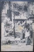 Laos Hueun Hinn Maison De Pierre Pres De Savannaket Cpa Raquez - Laos