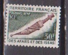 AFARS ET ISSAS      N° YVERT  :     383   NEUF SANS CHARNIERE        ( N   1067  ) - Nuovi