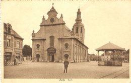 Zele : Kerk En Kiosk - Zele