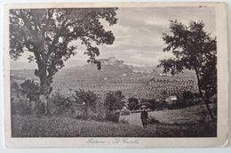 SARTEANO (SIENA) - Il Castello - Siena