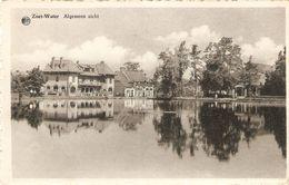 Zoet-Water ( Oud - Heverlee) : Algemeen Zicht Met Café - Hotels Naast Vijver - Oud-Heverlee