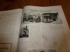 1905 LE TOUR DE FRANCE  --->  A Tarragone; Vallée De Cauterets; Gyf; Anjou; Tour De France Photographique, Etc - Periódicos