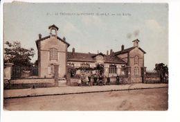 Le Tremblay Le Vicomte - Les écoles / Editions Aube N°21 - France