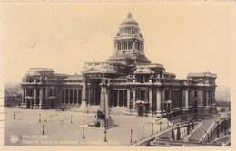 Brussel, Bruxelles, Palais De Justice Et Monument De L'infanterie Belge (pk39435) - Places, Squares