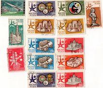 Expo 1958, Bruxelles, Atomium. - 1958 – Bruxelles (Belgique)